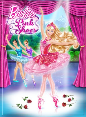 Barbie in the Pink Shoes - Movie Poster (thumbnail)