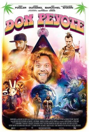 Don Peyote - Movie Poster (thumbnail)