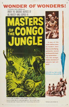 Les seigneurs de la forêt - Movie Poster (thumbnail)