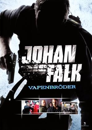 Johan Falk: Vapenbröder - Swedish Movie Cover (thumbnail)