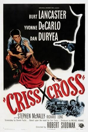Criss Cross - Movie Poster (thumbnail)