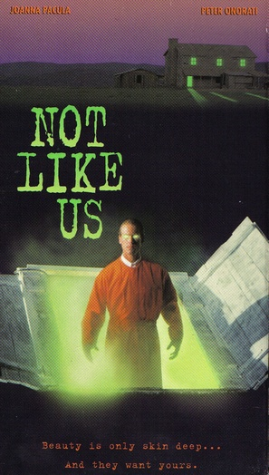 Not Like Us - VHS movie cover (thumbnail)
