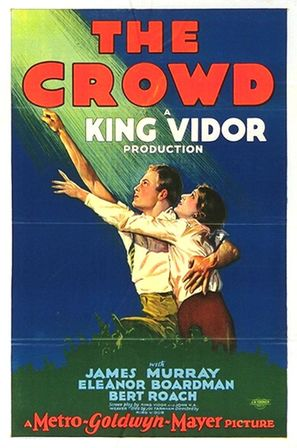 The Crowd - Movie Poster (thumbnail)