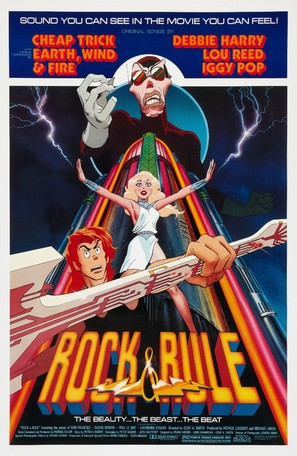 Rock & Rule - Movie Poster (thumbnail)