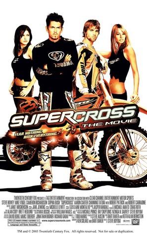 Supercross - Movie Poster (thumbnail)