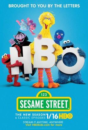 """Sesame Street"" - Movie Poster (thumbnail)"