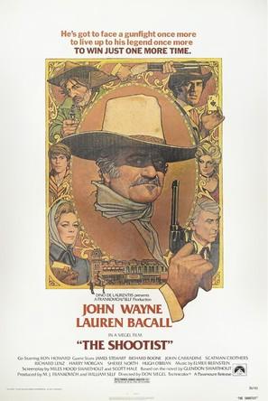 The Shootist - Movie Poster (thumbnail)