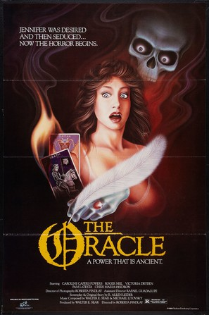 The Oracle - Movie Poster (thumbnail)