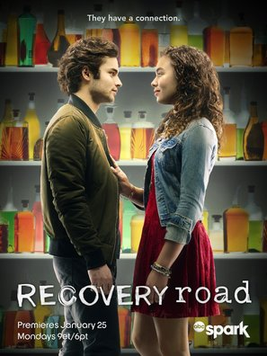 """Recovery Road"" - Movie Poster (thumbnail)"