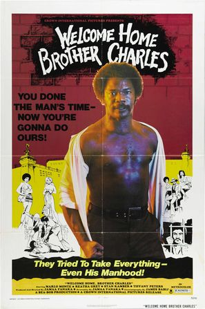 Welcome Home Brother Charles - Movie Poster (thumbnail)