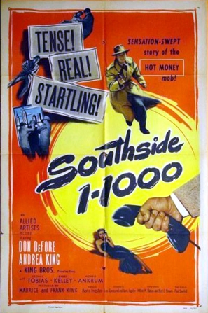 Southside 1-1000 - Movie Poster (thumbnail)
