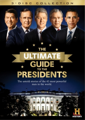 """The Ultimate Guide to the Presidents"" - DVD cover (thumbnail)"