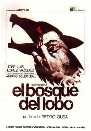 Bosque del lobo, El - Spanish Movie Poster (thumbnail)