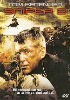 Sniper 2 - DVD cover (thumbnail)