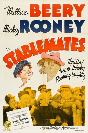Stablemates - Movie Poster (thumbnail)