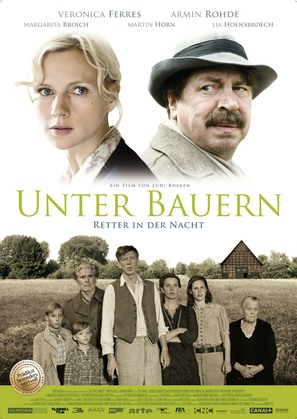 Unter Bauern - German Movie Poster (thumbnail)