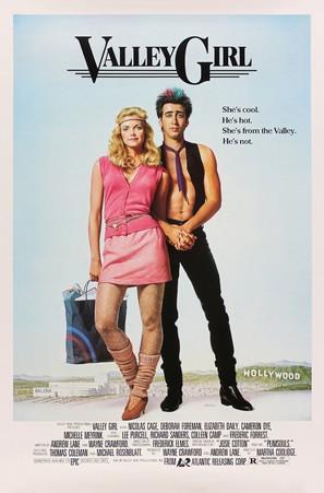 Valley Girl - Movie Poster (thumbnail)