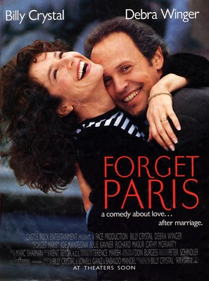Forget Paris - Movie Poster (thumbnail)
