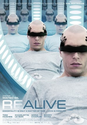 Realive - Spanish Movie Poster (thumbnail)