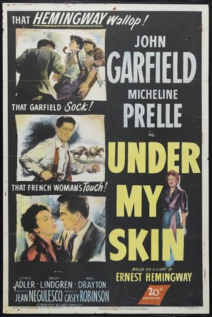 Under My Skin - Movie Poster (thumbnail)