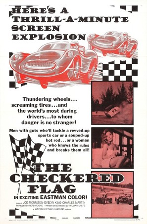 The Checkered Flag - Movie Poster (thumbnail)
