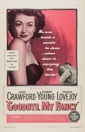 Goodbye, My Fancy - Movie Poster (thumbnail)