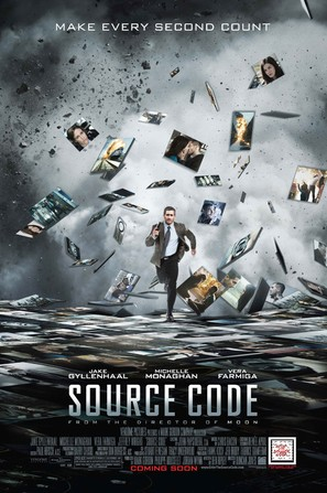 Source Code - Movie Poster (thumbnail)