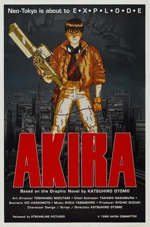 Akira - Movie Poster (thumbnail)