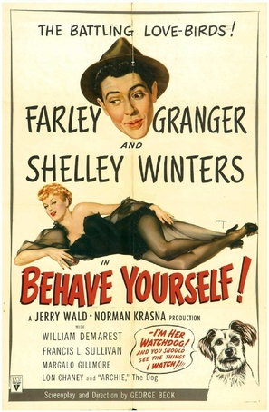 Behave Yourself! - Movie Poster (thumbnail)