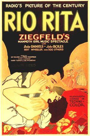 Rio Rita - Movie Poster (thumbnail)