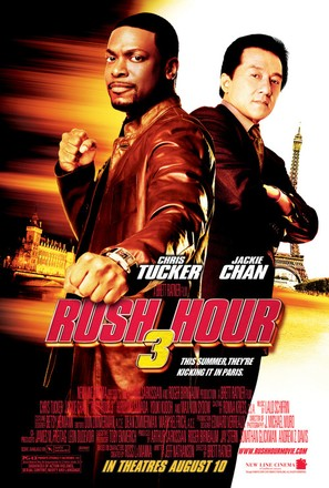 Rush Hour 3 - Movie Poster (thumbnail)
