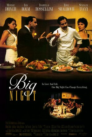 Big Night - Movie Poster (thumbnail)
