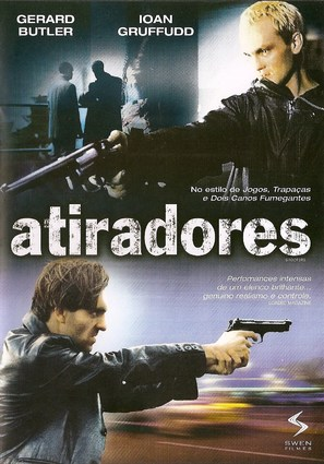 Shooters - Brazilian Movie Cover (thumbnail)