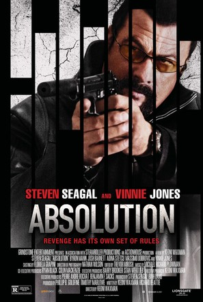 Absolution - Movie Poster (thumbnail)