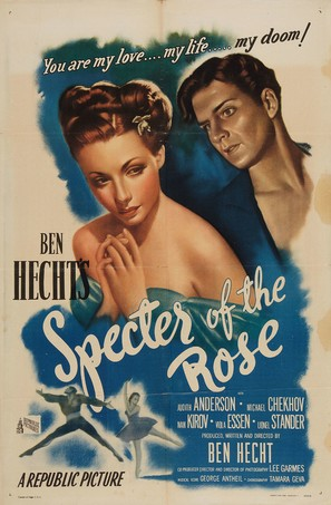 Specter of the Rose - Movie Poster (thumbnail)