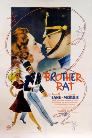 Brother Rat - Movie Poster (thumbnail)