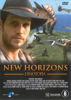 """Dinotopia"" - Dutch DVD movie cover (thumbnail)"