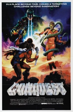 Conquest - Movie Poster (thumbnail)