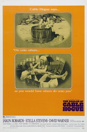 The Ballad of Cable Hogue - Movie Poster (thumbnail)