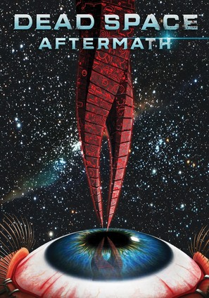 Dead Space: Aftermath - DVD cover (thumbnail)