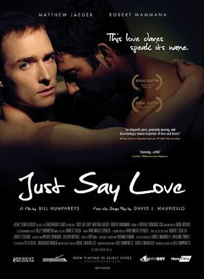 Just Say Love - Movie Poster (thumbnail)
