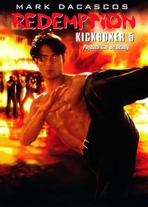 Kickboxer 5 - poster (thumbnail)