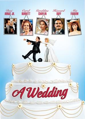 A Wedding - DVD movie cover (thumbnail)