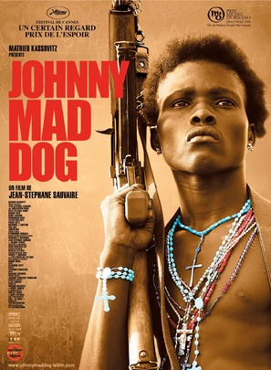 Johnny Mad Dog - French Movie Poster (thumbnail)