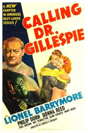 Calling Dr. Gillespie - Movie Poster (thumbnail)