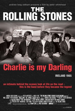 The Rolling Stones: Charlie Is My Darling - Ireland 1965 - British Movie Poster (thumbnail)