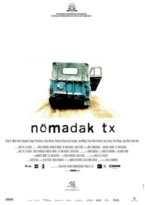 Nömadak Tx - Movie Poster (thumbnail)
