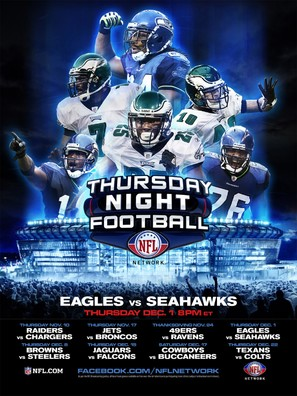 """NFL Thursday Night Football"" - Movie Poster (thumbnail)"
