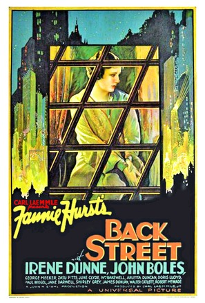 Back Street - Movie Poster (thumbnail)