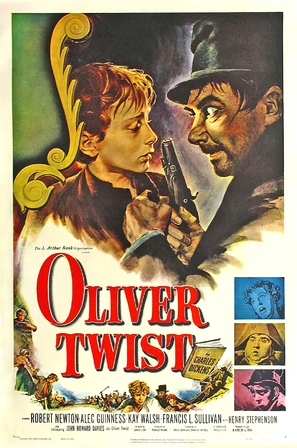 Oliver Twist - Movie Poster (thumbnail)